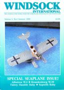 WINDSOCK International,Vol.5,No.2, SPECIAL SEAPLANE ISSUE!